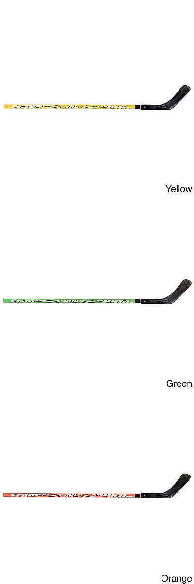 Other Hockey Clothing and Gear 165934: Nhl 1020-40-Inch Power Force Street Hockey Stick BUY IT NOW ONLY: $37.44