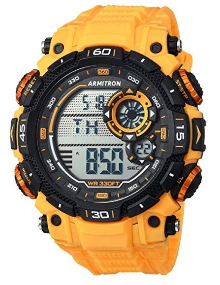 Armitron Sport Digital Chronograph Watch in 2020 Watches