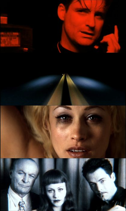 Lost Highway (1997)….I can hear the soundtrack in my head right now.