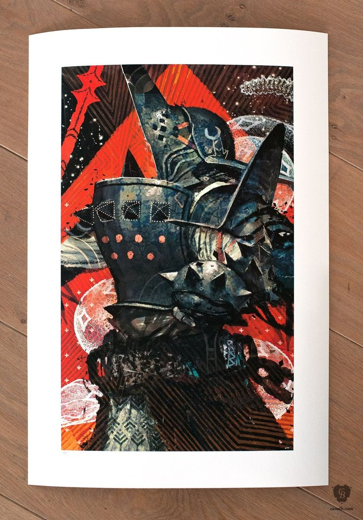 Dragonage inquisition fine art print by bioware and international art gallery
