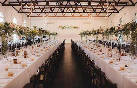 "78 Likes, 11 Comments - Bursaria Fine Foods (@bursaria) on Instagram: ""BREATHTAKING   when Pamela + James celebrated their wedding day in our beautiful Rosina Function…"""
