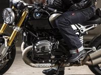 #bikerjeans 60's with patented pocket for protectors