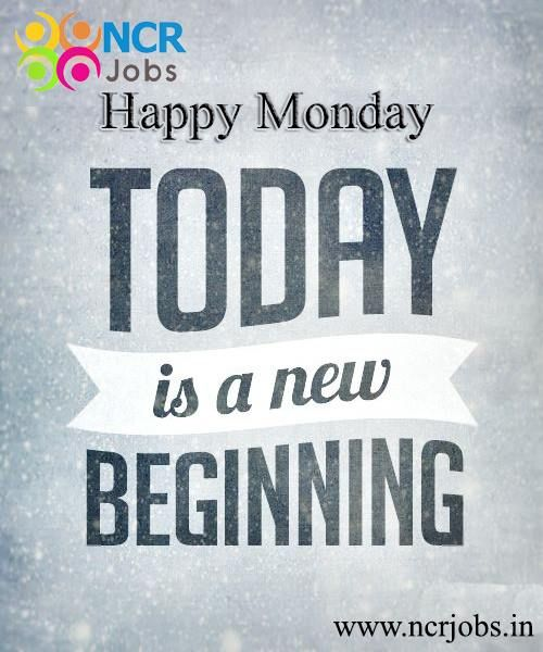 Have #gentleness in your eyes, #loving kindness in your smile, Wish you a #Happy_Monday!!!  www.ncrjobs.in