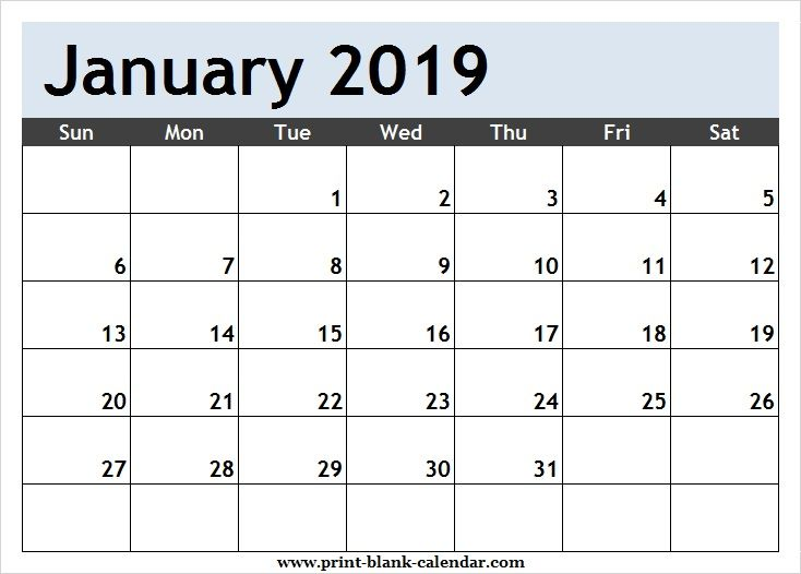 Free January 2019 Calendar Clipart Page Calendar Template Printable Calendar July Printable Calendar Word