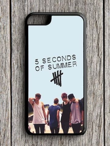 5sos 5 Second Of Summer Band iPhone 6S Case