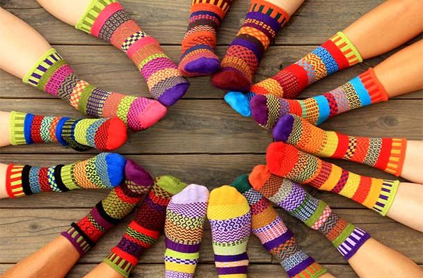 """SOLMATE SOCKS 