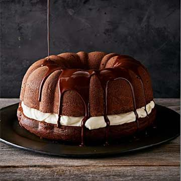 Whoopie Pie Bundt Cake - FamilyCircle.com
