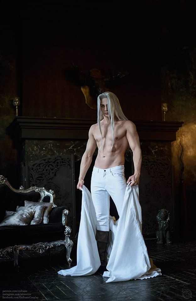 Final Fantasy Sephiroth Cosplay By Nik Nicvetov