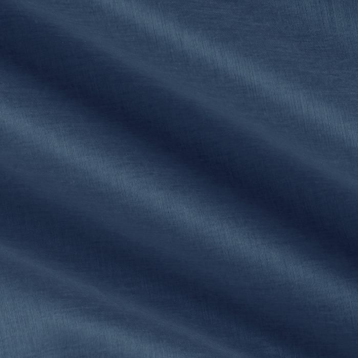 Window Sheer Voile Navy from @fabricdotcom  This voile fabric is appropriate for sheer curtains, window scarves and canopies.