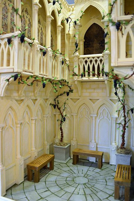 how to build a juliet balcony