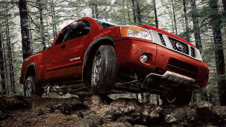 2015 Nissan Titan Colours & Photos | Nissan Canada