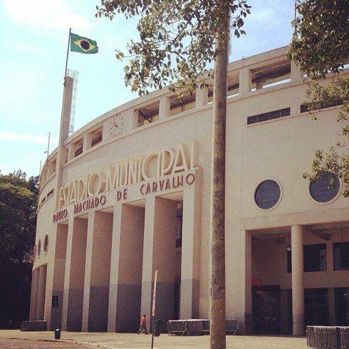 Museu do Futebol, no estádio do Pacaembu, é um passeio para os fanáticos do esporte. Vale a visita!