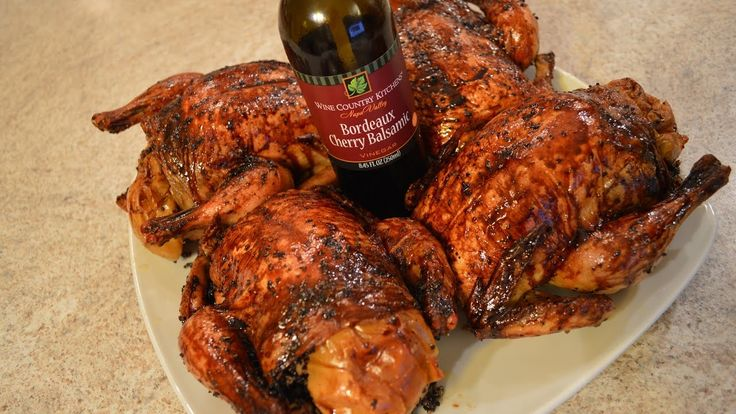 Make #NapaValley #Bordeaux #Cherry #Balsamic Rock #CornishHens a new #Holiday tradition!  This show is brought to you by Wine Country Kitchens: http://WineCountryKitchens.com  * Get #recipes & more at Cooking With Kimberly : http://cookingwithkimberly.com @CookingWithKimE #cwk