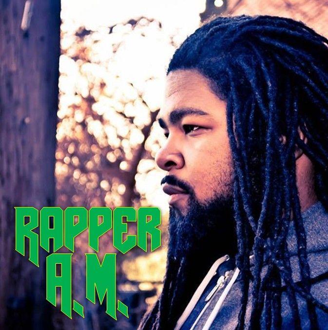 Rap Monster - @Angryman410 -  Feel Something | Unsigned Artist Promotion | We Share!