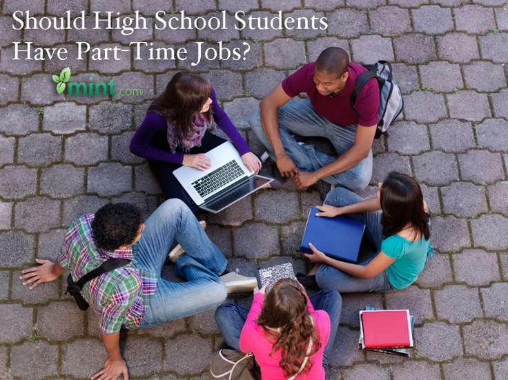 Should students do part time jobs