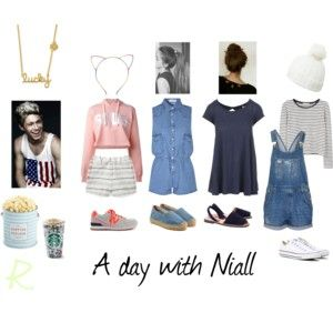 A day with Niall