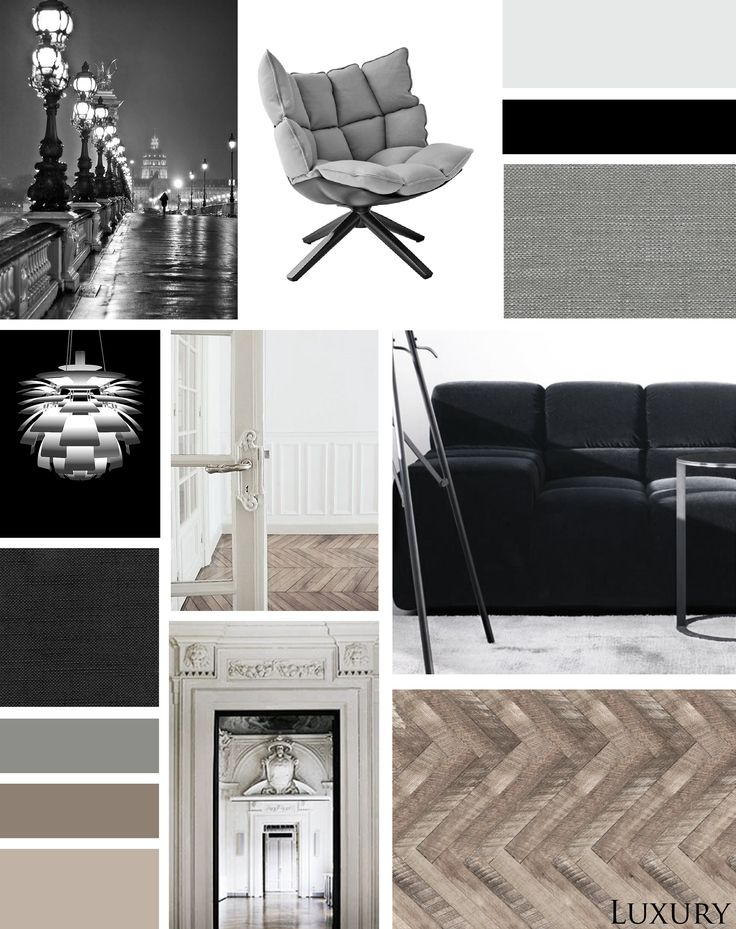 Moodboard Luxury Style, by me!