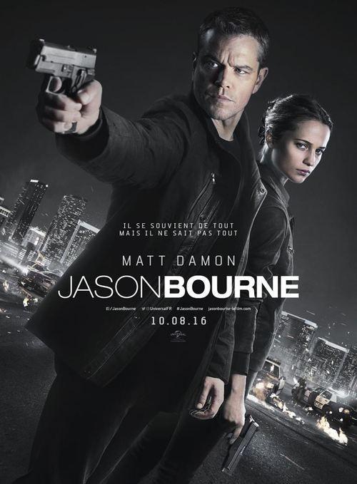 Watch Jason Bourne (2016) Full Movie Online Free