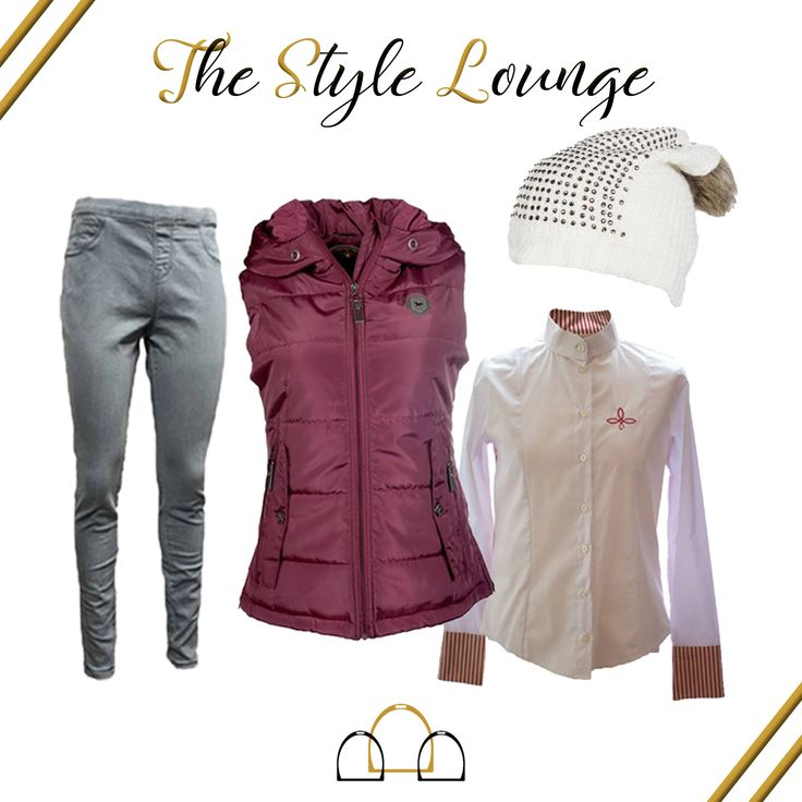 It's all about Red, Red Wine! This gorgeous collection is a must have this Winter and will keep you snugly warm but incredibly stylish! #LoftyEquestrian #StyleLounge