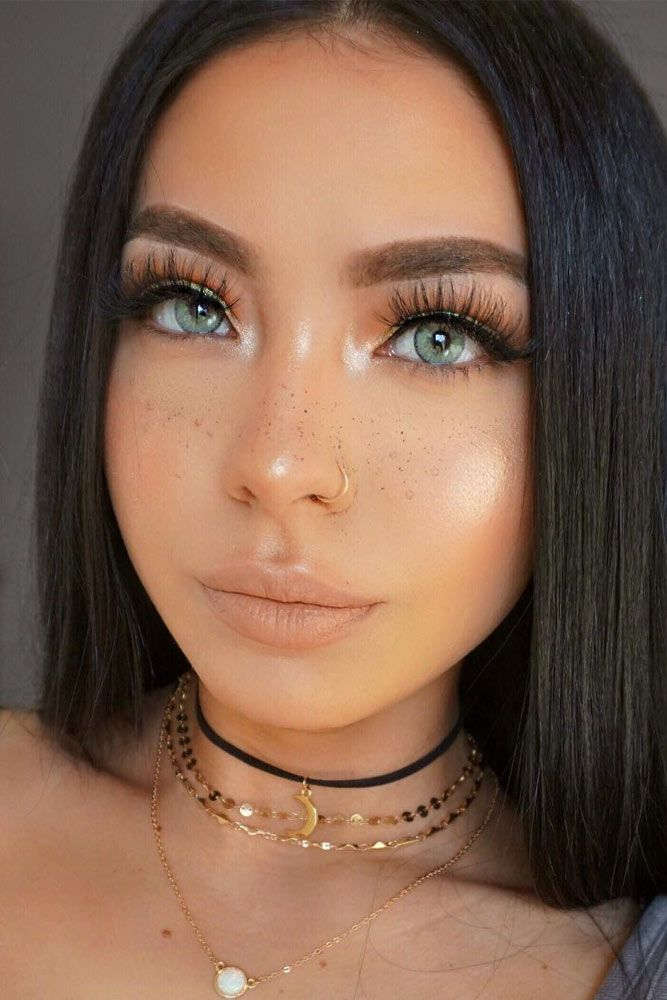 Prom Makeup For Brown Eyes: Best 25+ Prom Makeup Looks Ideas On Pinterest