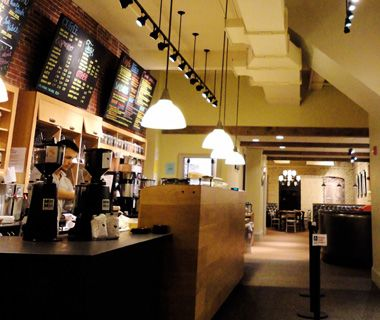 Pavement Coffee House: Boston (America's Coolest Coffeehouses)