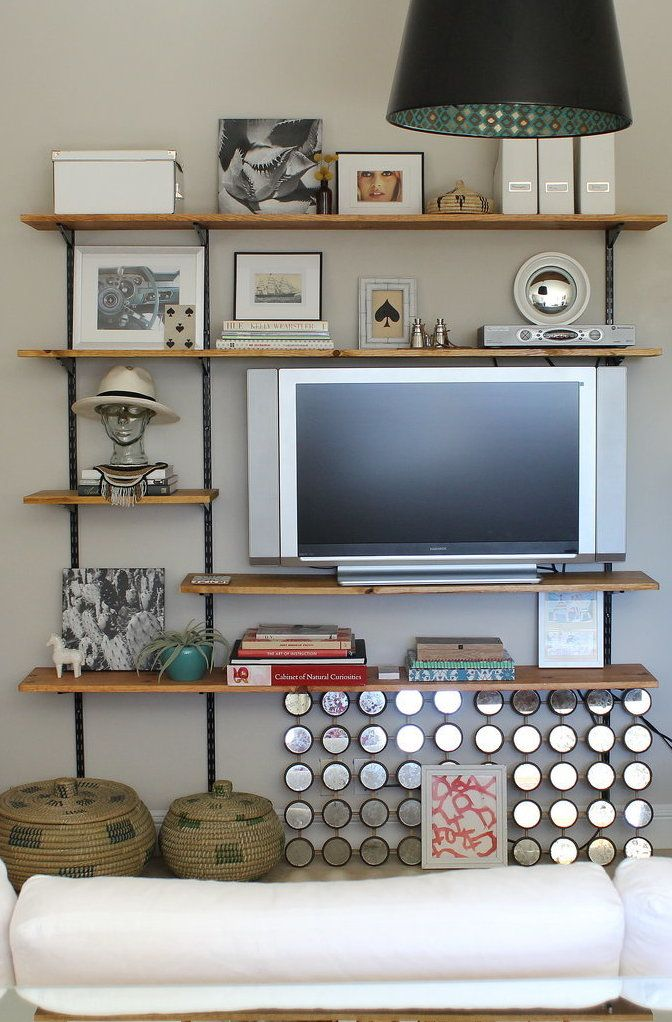 Custom Shelving Ideas Part - 18: Your Guide To Easy And Affordable Custom Shelves