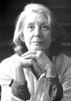 "The Nobel Prize in Literature 1991: Nadine Gordimer. Prize motivation: ""who through her magnificent epic writing has - in the words of Alfred Nobel - been of very great benefit to humanity"""