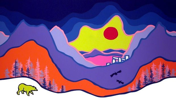 more ted harrison