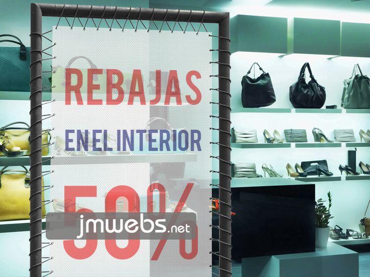 Lonas Publicitarias Microperforadas para comercios, tienda y negocios en general. Precio: http://www.jmwebs.net/rotulacion-lona-pancarta-publicitaria-microperforada.php o Teléfono 935160047