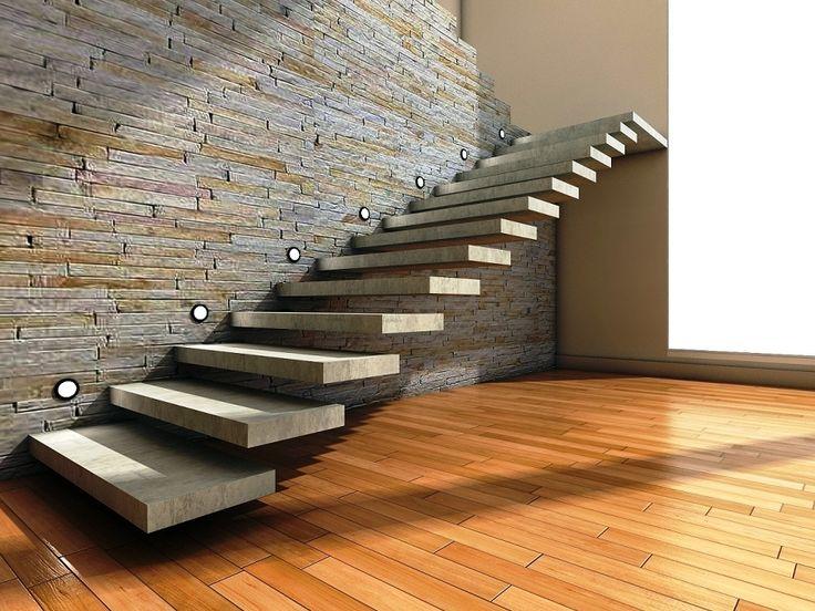 qual altura do espelho da escada? http://oazulejista.blogspot.com.br ...