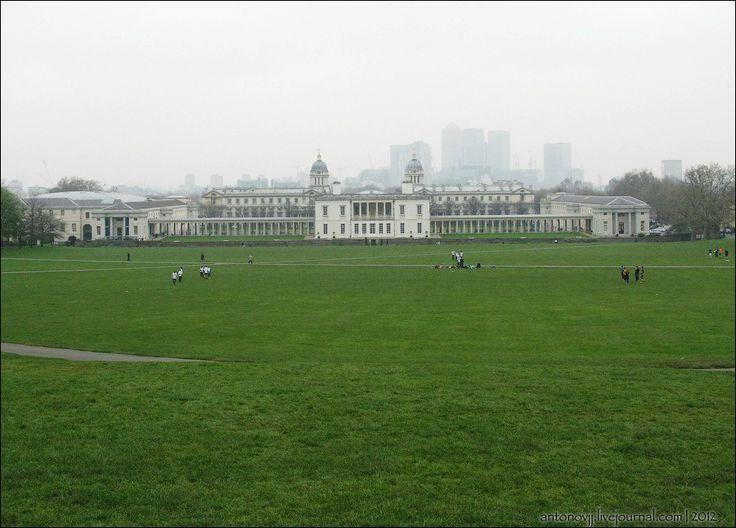 путешествия и прочее - Гринвичский нулевой меридиан и Лондонский Тауэр.