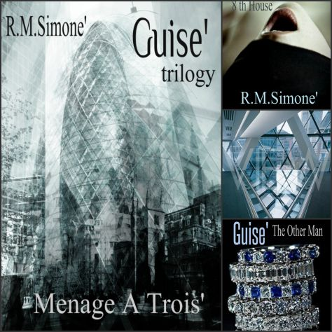 Guise' trilogy by R.M.Simone book1