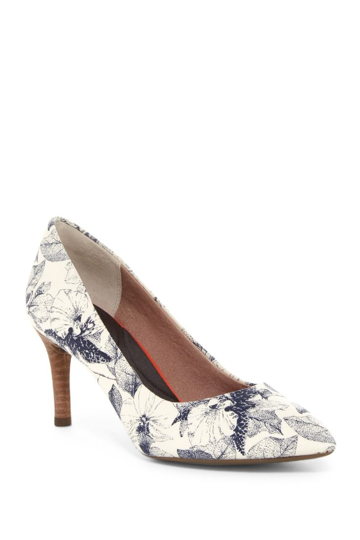 Floral Pump. Rockport ShoesFloral ...
