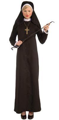 Sister Jude Nun Halloween Costume - American Horror Story Costumes