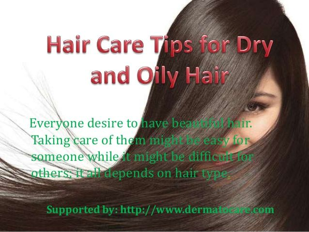 Everyone desire to have beautiful hair. Taking care of them might be easy  for someone while it might be difficult for others; it all depends on hair  type. ...