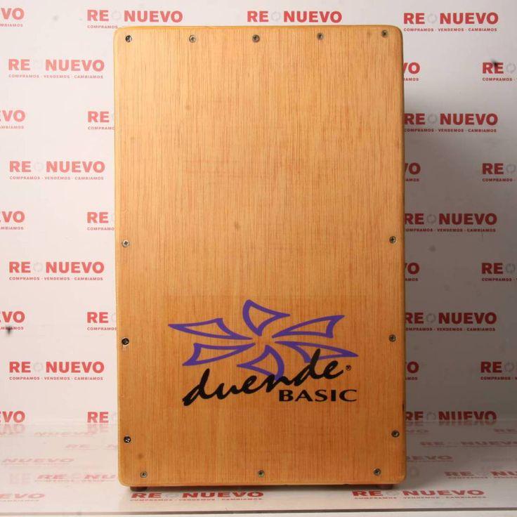 Cajón flamenco de segunda mano DUENDE CLASSIC E279508 | Tienda online de segunda mano en Barcelona Re-Nuevo