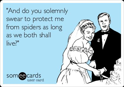 Funny Wedding Vows - Inspired Bride