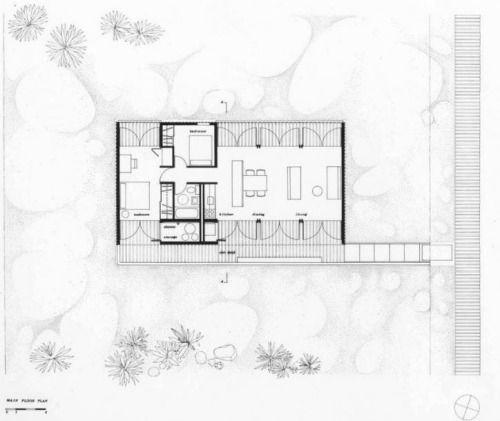 26 best rm 1962 lambert house images on pinterest anne for Fire island house richard meier