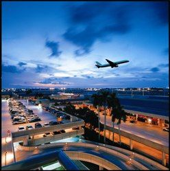 Ft. Lauderdale International Airport, Ft. Lauderdale FL (cross-country in Cessna 150)