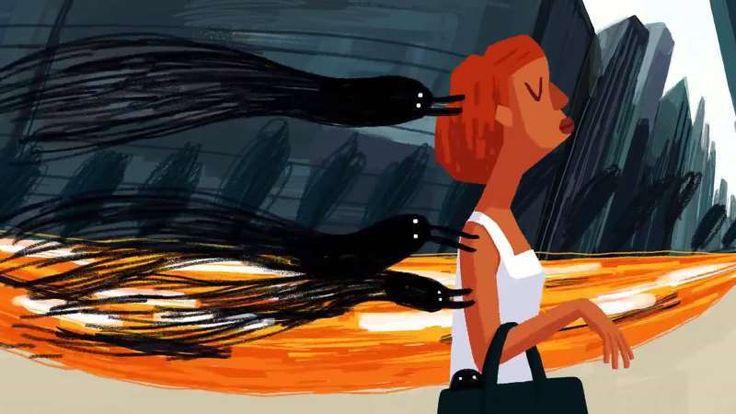 """Fears"": Μια εξαιρετική animation ταινία για τις φοβίες και πώς τις κατανοούμε"