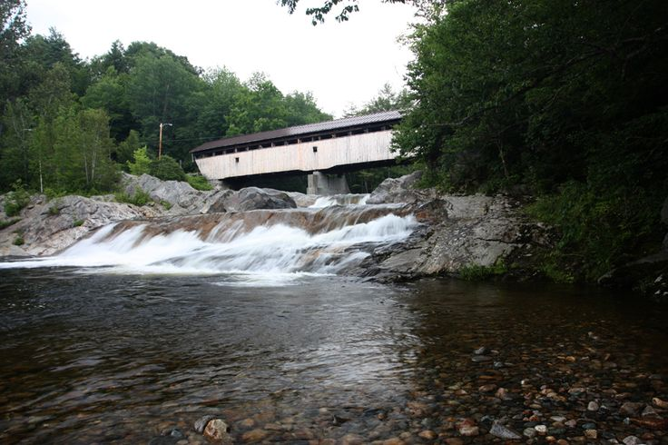 Swiftwater Falls Bath Nh Places To Travel New