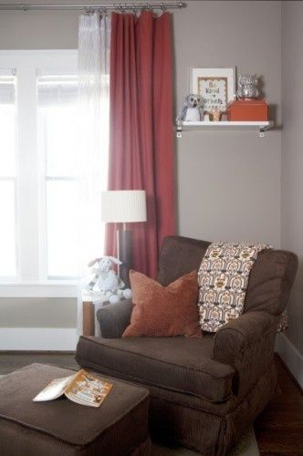 Taupe Paint Colors Living Room: 94 Best Nursery Paint Colors And Schemes Images On