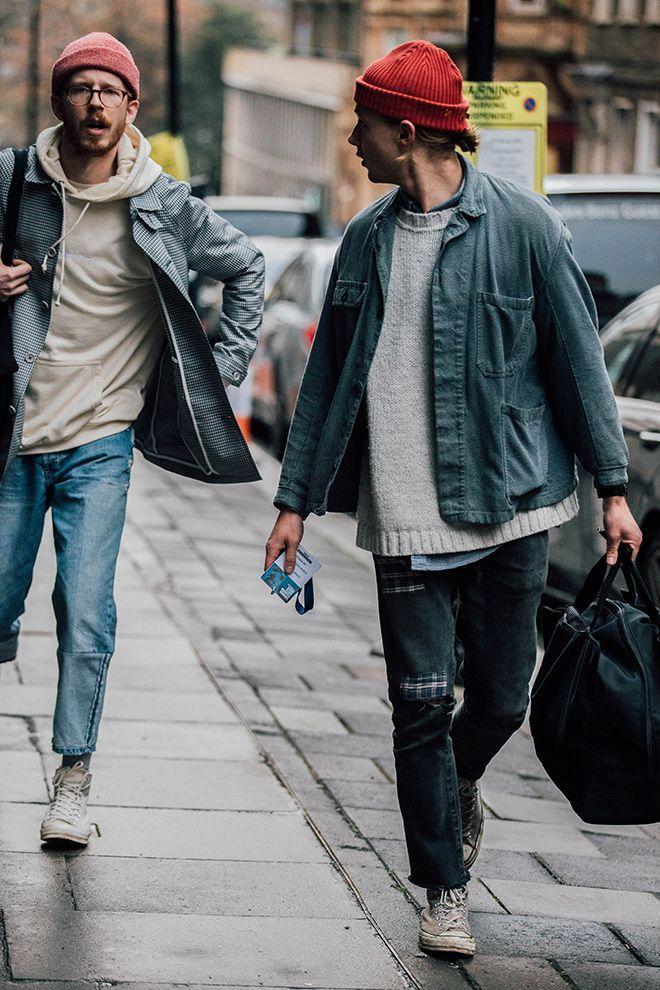 london fashion week mens, winter 2017, fall 2018, street style, look masculino, blogger, blog de moda masculina, alex cursino, youtuber, canal de moda, dicas de moda (25)
