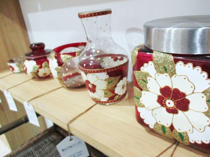 GLASS PAINTING  •(Big Jar) 11x11x14 l IDR 165.000 (Vase) 9,5x9,5x16,5 l IDR 75.000 (Bowl Candy) 11x11x9 l IDR 157.500 (Mini Jar) 1,5x10,5x10,5 l IDR 52.500 (ashtray) 10x10x3,5 l IDR 45.000 •PROMO DISC 50% ALL ITEM •READY STOCK  •Wholesale ✔ ------------------------------------- Tanya jawab dan order: LINE : ogieprayogo PHONE : 081226642665  Harga belum termasuk ongkir ------------------------------------- Happy Shoping kunjungi IG kami @blivahom