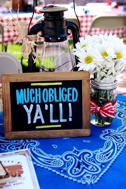Best ideas about western table decorations on pinterest