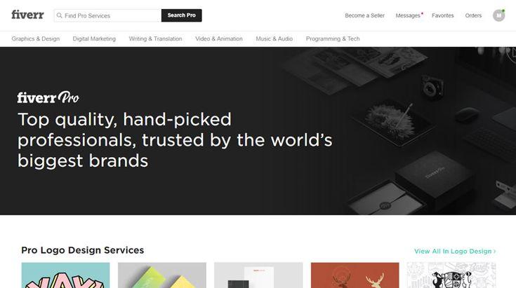 Is Fiverr Worth It? Let's Find Out | Logo design services ...