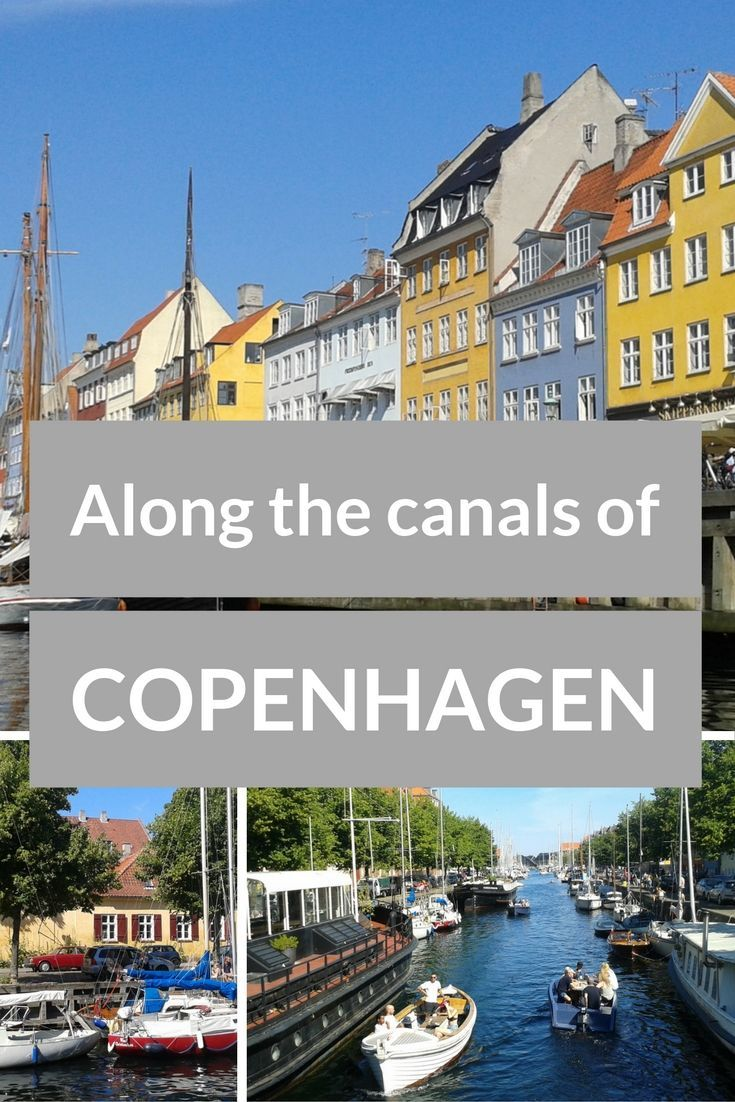 Copenhagen is a gorgeous city, but you get an even better perspective from the water!