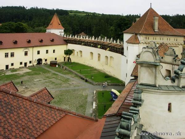 Program Kežmarského hradu bude aj tento rok pestrý