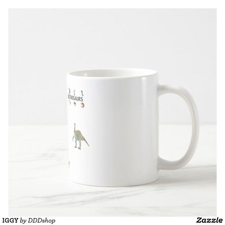 IGGY COFFEE MUG