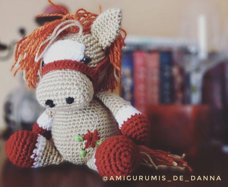 """77 Me gusta, 5 comentarios - Daniela Ortiz (@amigurumis_de_danna) en Instagram: """"Linda #amigurumitoy #amigurumis #amigurumis_de_danna #amigurumidolls #crochet #crochetlove"""""""